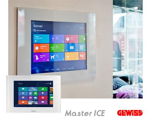 Master-ICE شرکت گویس ایتالیا