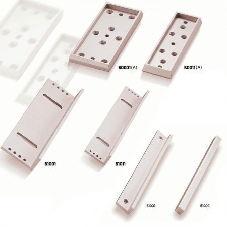 براکت قفل برقی سری B  ّبراکت قفل برقی سری B b 450x450
