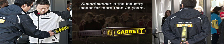 بادی سرچ شرکت Garrett مدل Garrett-Super-scaner