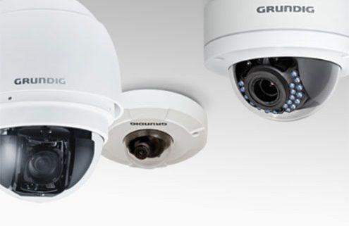 دوربین IP-Camera گروندیگ