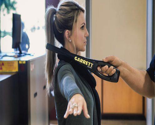 بادی سرچ شرکت Garrett مدل SuperWand