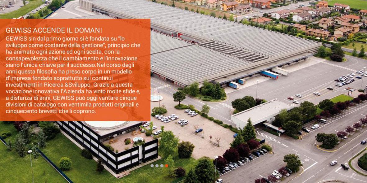 شرکت گویس ایتالیا-ایمن فراساز پارسیان