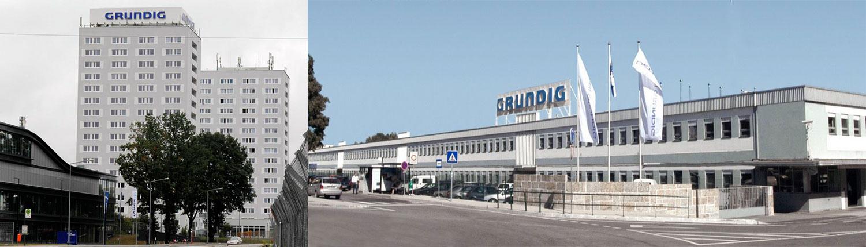 شرکت Grundig گروندیگ المان