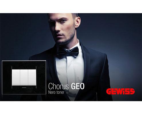 GEO-1 شرکت گویس ایتالیا