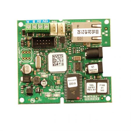 ماژول شبکه Galaxy-Ethernet-Module هانیول