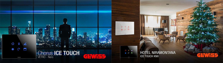ICE-Gewiss شرکت گویس ایتالیا