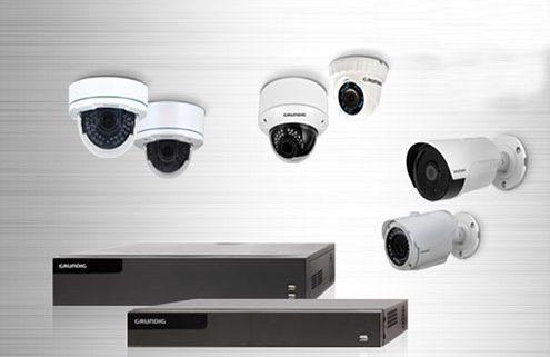 دوربین HD-TVI گروندیگ
