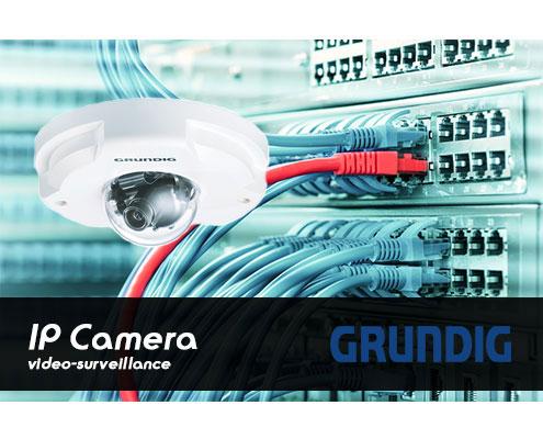 دوربین تحت شبکه گروندیگ