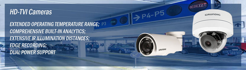 دوربین Grundig-HDTVI گروندیگ