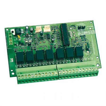 ماژول توسعه رله CAA460P محصول شرکت CDVI فرانسه
